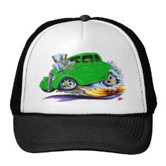 1933-36 Willys Green Car Trucker Hat