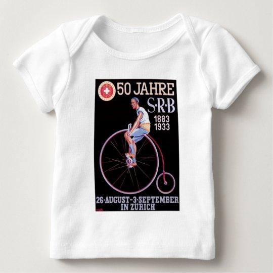 1933 50th Anniversary Baby T-Shirt