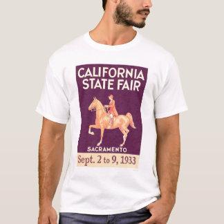 1933 California State Fair T-Shirt