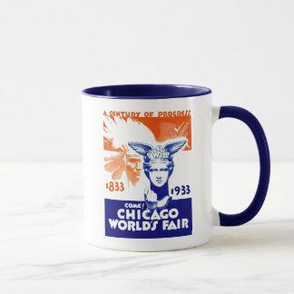 1933 Century of Progress World's Fair, Chicago, IL Mug