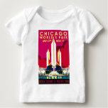 1933 Chicago World Fair Baby T-Shirt