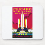 1933 Chicago World Fair Mouse Pad