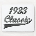 1933 Classic Mouse Pad