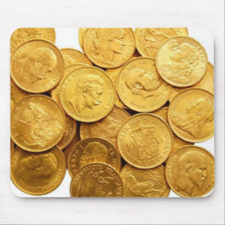 1933 Gold Coins Mouse Pad