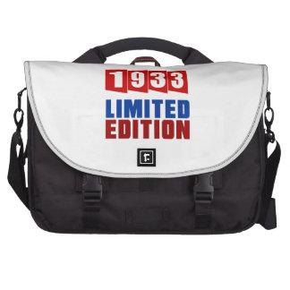1933 Limited Edition Laptop Commuter Bag