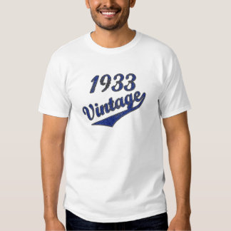 1933 Vintage Tshirts