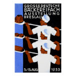 1933 Wroclaw / Breslau Expo Poster