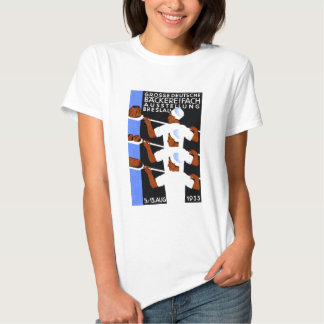 1933 Wroclaw / Breslau Expo Poster T Shirts