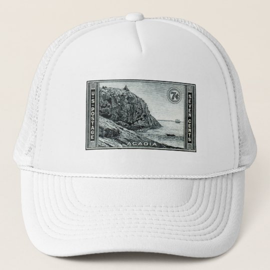 1934 Acadia National Park Trucker Hat