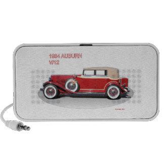 1934 AUBURN 2 iPhone SPEAKER