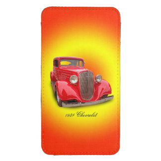 1934 CHEVROLET GALAXY S4 POUCH