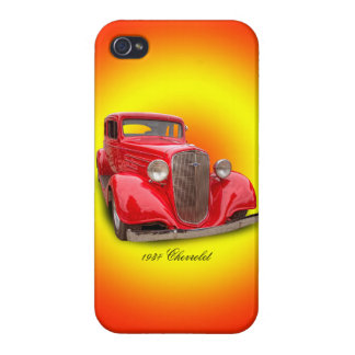 1934 CHEVROLET iPhone 4 COVERS