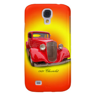 1934 CHEVROLET SAMSUNG GALAXY S4 COVER