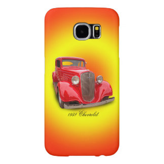 1934 CHEVROLET SAMSUNG GALAXY S6 CASES