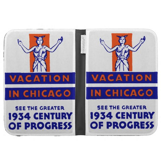 1934 Chicago Century of Progress Cases For Kindle