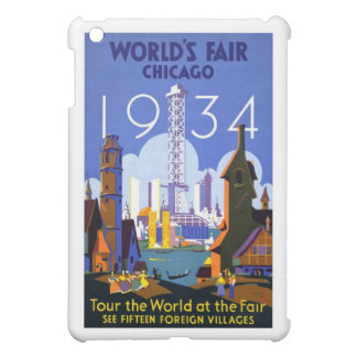 1934 Chicago World Fair iPad Mini Covers
