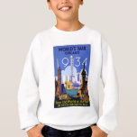 1934 Chicago World's Fair Sweatshirt