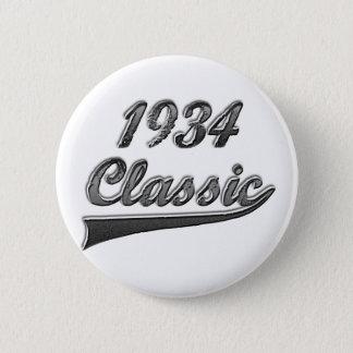 1934 Classic Button