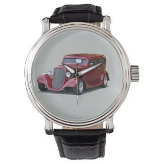 1934 Customized Coupe Hot Rod Watch