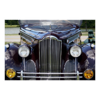 1934 Packard Posters