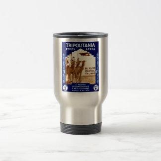 1934 Tripolitania 2 Lire stamp Travel Mug
