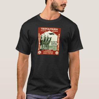 1934 Tripolitania 80 centesimi stamp T-Shirt