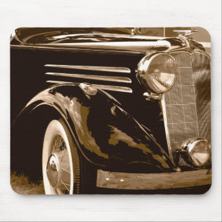 1934 Vauxhall BX Roadster Mouse Pad