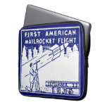 1935 American Rocket Mail Computer Sleeves