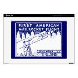 1935 American Rocket Mail Laptop Decal