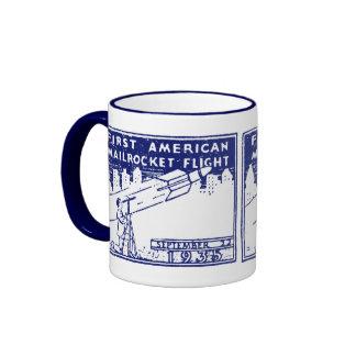 1935 American Rocket Mail Ringer Mug