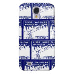 1935 American Rocket Mail Samsung Galaxy S4 Cases