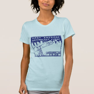 1935 American Rocket Mail T-Shirt