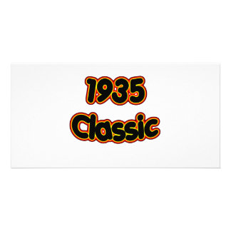 1935 Classic Picture Card