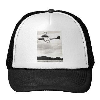 1935 Dorneir Seaplane Mesh Hats