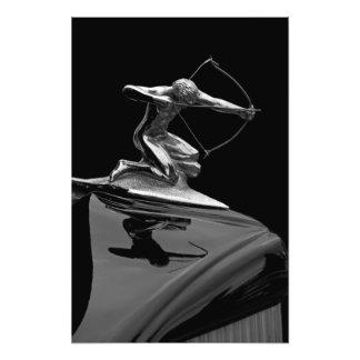 1935 Pierce Arrow. Photo Art