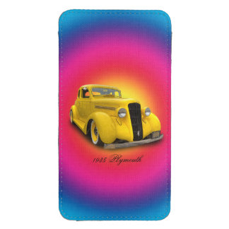 1935 PLYMOUTH GALAXY S4 POUCH