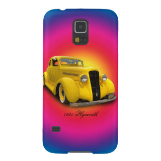 1935 PLYMOUTH GALAXY S5 COVER