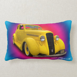 1935 PLYMOUTH LUMBAR PILLOW