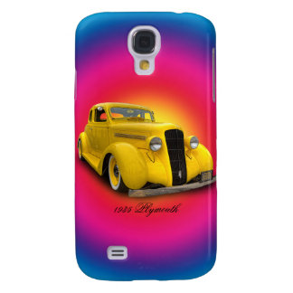 1935 PLYMOUTH SAMSUNG S4 CASE