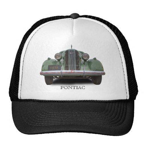 1935 PONTIAC TRUCKER HAT