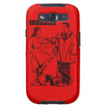 1935 Red Chummy Samsung Galaxy SIII Case