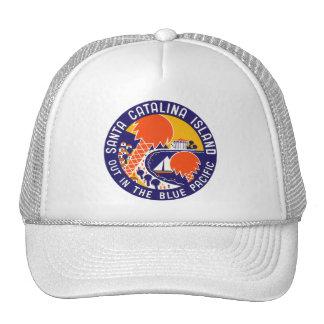 1935 Santa Catalina Island Trucker Hat
