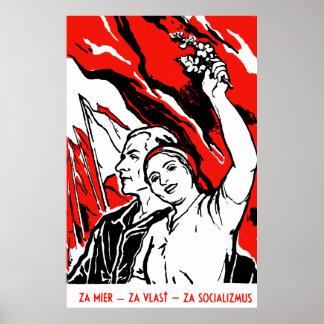 1935 Socialist Poster