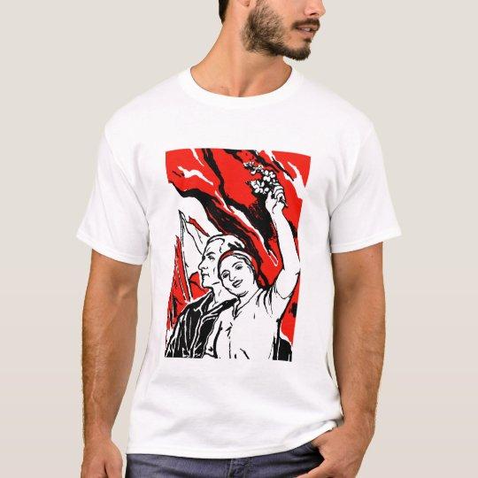 1935 Socialist Poster T-Shirt