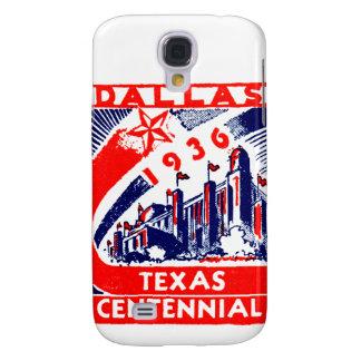 1936 Dallas Texas Centennial Samsung Galaxy S4 Case