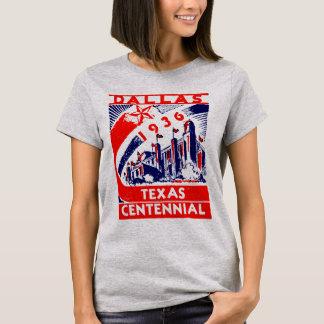 1936 Dallas Texas Centennial T-Shirt
