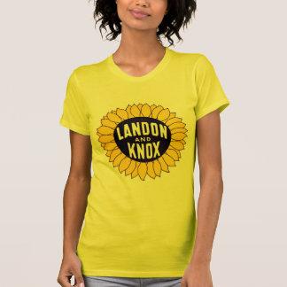 1936 Elect Landon and Knox T Shirt