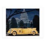 1936 Packard Postcard