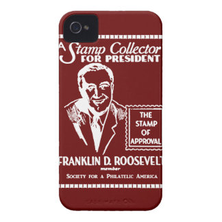 1936 Stamp Collector FDR for President Blackberry Bold Cover