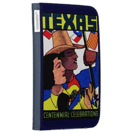 1936 Texas Centennial Kindle Cover